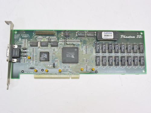 Genoa Phantom 32i PCI Video Card Rev B  8900PCI