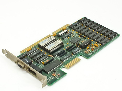 Genoa  6400  16 Bit ISA Super VGA Video Card 726450-09