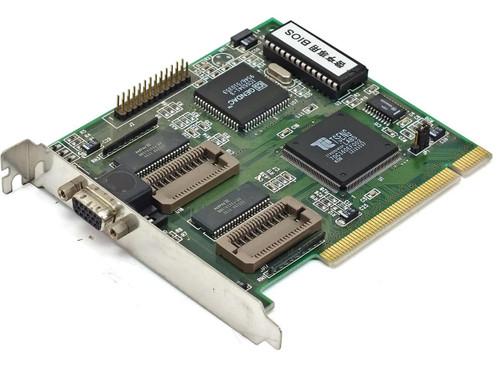 ICS PCI Video Card 15 Pin EMA0042W32C1