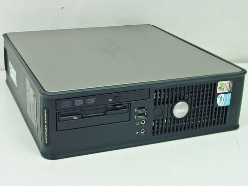Dell Intel P4 HT 3.2 GHz,  1GB RAM, 160GB HDD (Optiplex GX620 SFF)
