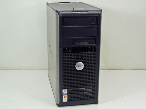 Dell Optiplex GX520 MT Intel P4 3.0GHz 1GB RAM 160GB HDD with Floppy Drive