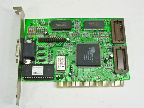 Cirrus Logic  PCI Adapter 15 Pin Video CL543XCL544X