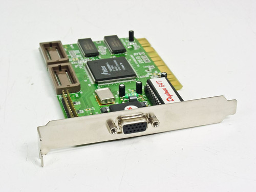 Trident PCI Video Card TGUI9680 9680PCI (Daytona 64T)