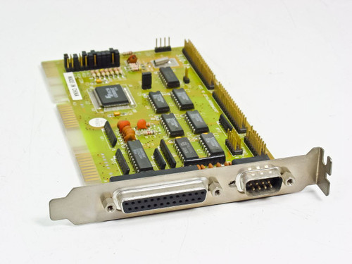 Goldstar  16 Bit ISA Serial Parallel Card GT-1-94 S10-7A
