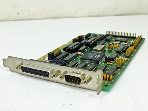 Diamond Flower  MIO-550 16 Bit ISA I/O Controller Card Rev D
