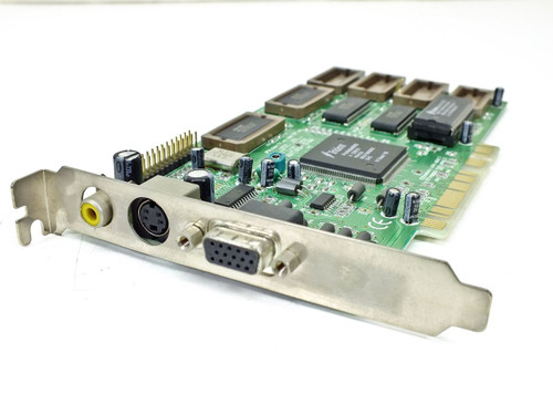Trident  ProVidia9685 PCI Video Card UTD74 9685B1 P11