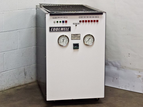Coolwell Recirculating Chiller Water Cooled (SE-082W)