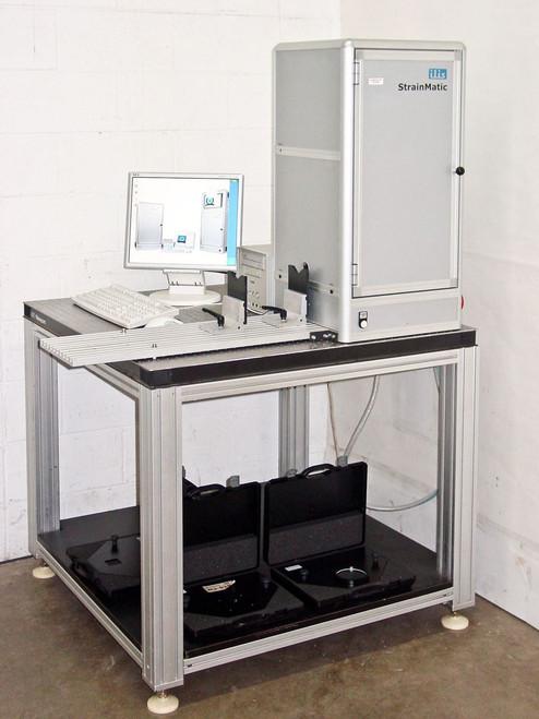 ILIS Gmbh Imaging Polarimeter System M3-019 StrainMatic