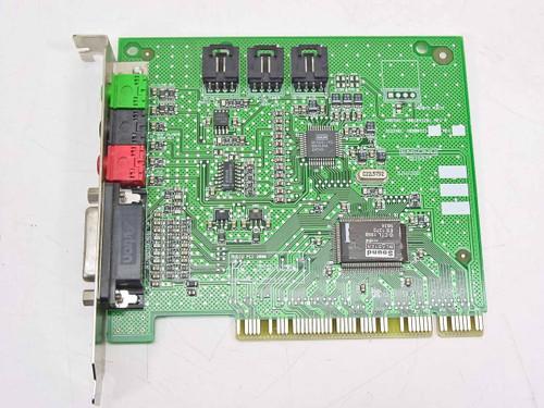 Ensonic AudioPCI 3000 Sound Blaster Vintage 1997 4001043201