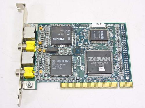 Aurora Design PCI Audio Card FUSE Rocks 1327