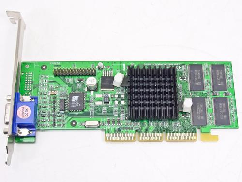 NVidia 32MB AGP Video Card with VGA Output e-GeForce2 MX (E186014)