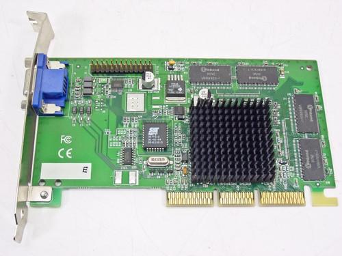 Nvidia 32MB AGP TNT2 Video Card (BRD-05-E15)