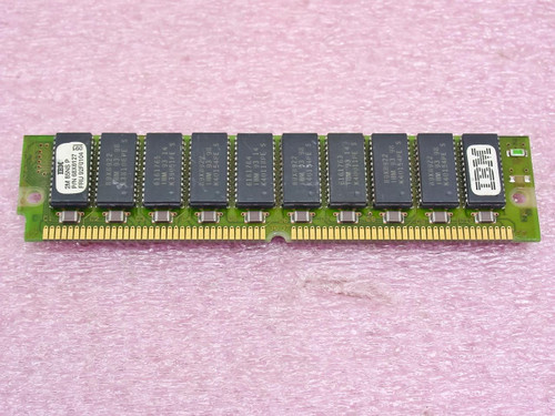 IBM 2MB, 72-Pin, 85ns, Parity for IBM (68X6127)