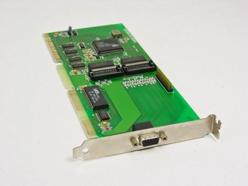 Cirrus Logic VLB Video Card 1MB Upgradable To 2MB CL-GD5426-80QC-B