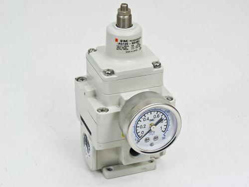 SMC Air Operated Precision Regulator (IR3120-N04BG MG)