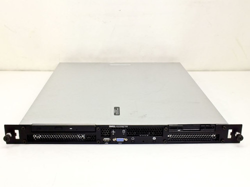 Dell PowerEdge 750 Intel P4 2.8 GHz Rackmount Server, 2GB RAM, No HDD