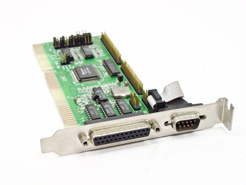 Winbond 16 Bit ISA I/O Controller Card Rev (S10-19A)