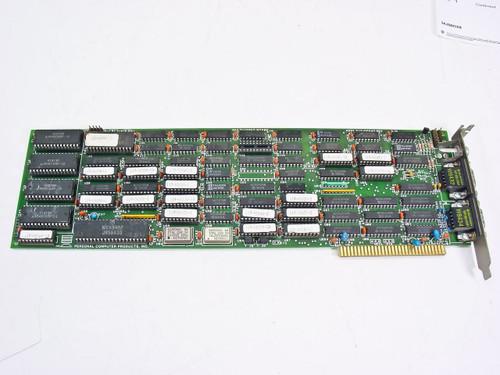 PC Parts Inc  8 Bit ISA Multi-Video Board 212-00040