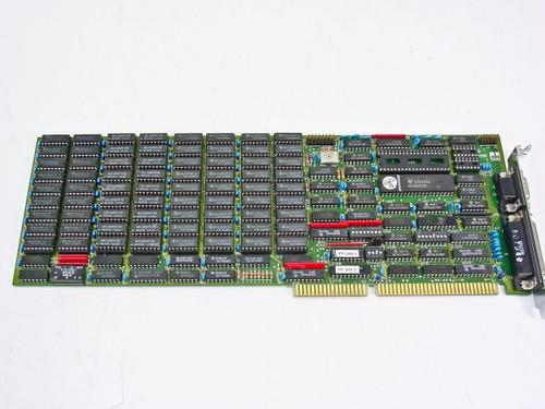 DTK 16 Bit ISA Multi I/O card Vintage 1986 PTI-203