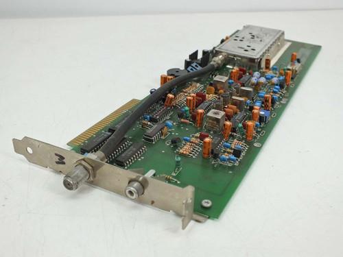 DEI 8 Bit ISA Coax Card  2000C
