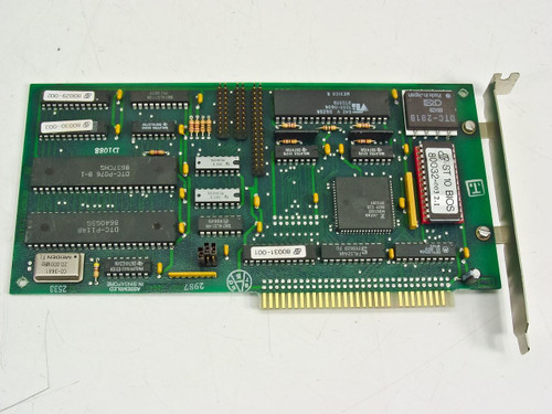 DTC 8 Bit ISA Controller Card Seagate ST10 (D1088)
