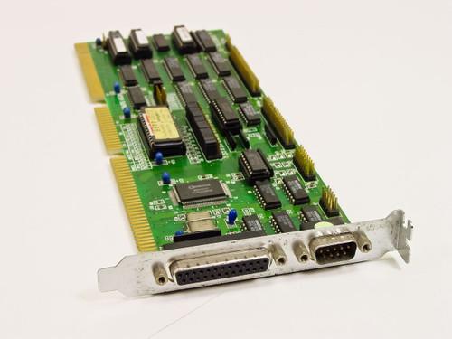 Vesa PCI & 16 Bit ISA Super I/O Card  GCW757VL-3