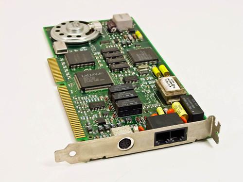 Intel 16 Bit ISA Networking Card (6201A)