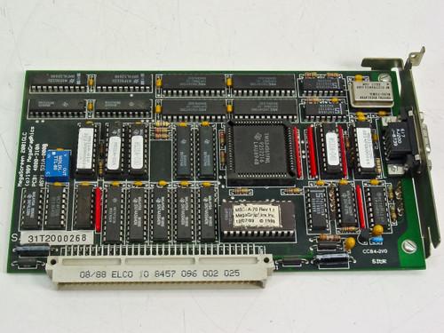 MegaGraphics 9 Pin VGA MegaScreen 4000-310A 2001GLC