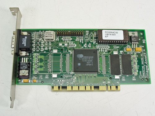 Cornerstone Imaging Inc PCI 15 Pin Card Acce13 1996 (PC12304C/32)