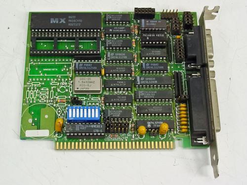 Everex 8 Bit I/O Card  EV0-00170-0A