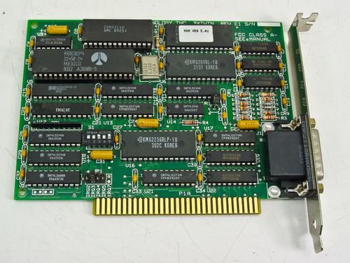 Emerald Technology 8 Bit 3XTWIN Rev E1 15 Pin Male Card 9055811