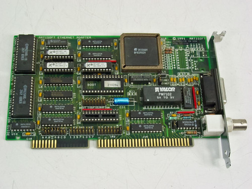 Artisoft 16 Bit ISA Ethernet Adapter (10282)
