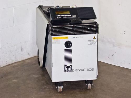 Leybold 100S DryVac Dry Compression Vacuum Pump 13875