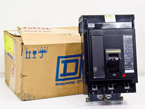 Square D PowerPact 600A 600V 3 Pole Circuit Breaker (MG 600)