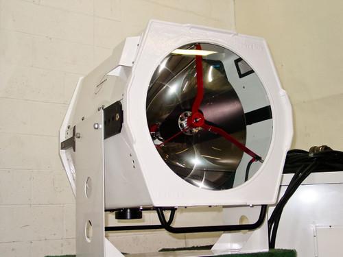 Advanced calculators for theoretical lumens, lux, beam