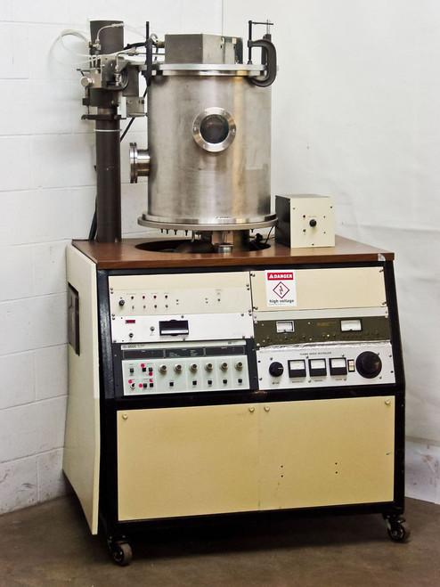 Ion Tech Advanced Energy ID-3500  w/Large Bell Jar Ion Beam Coater Evaporator