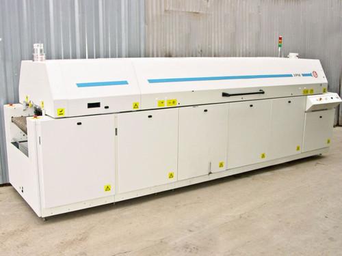 BTU International VIP98N R300 Degree 14 Foot 7-Zone Reflow Oven