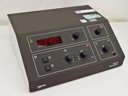 Haake Fisons Viscosity Measuring System (Rotovisco RV-20)