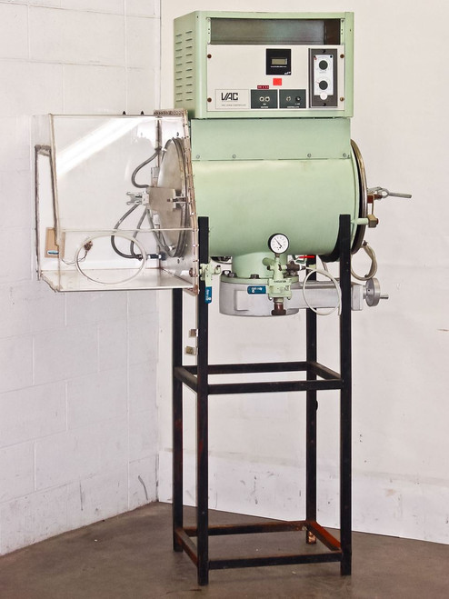 Vacuum Atmospheres Side Vacuum Oven for Glove Box (VT-15 X 24-S6-1)