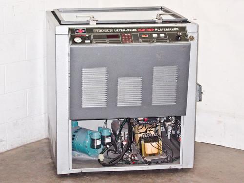 NuArc Ultra-Plus Flip-Top Platemaker w/ Side Electrical Box FT26V3UP-5KM
