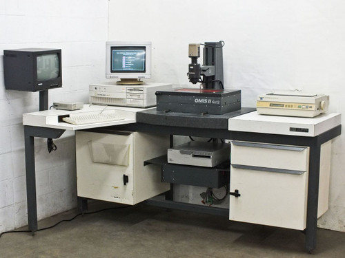 Ram Optical Instrumentation ROI Measurement Inspection System Comparator