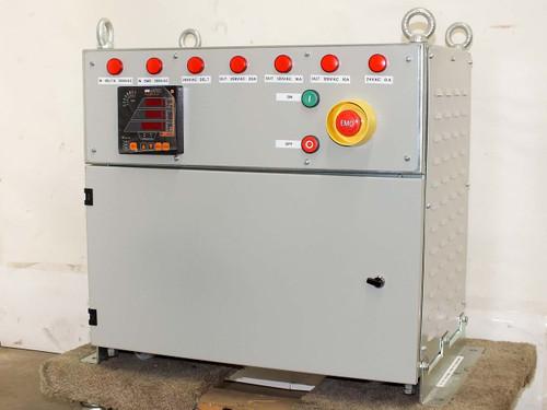 Satec 3 Phase Transformer 6kva w/ installed power meter (PM130P Plus)