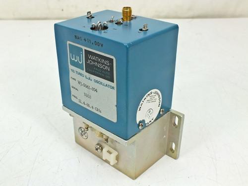 Watkins Johnson YIG Tuned Ga As Oscillator WJ-5041-I04