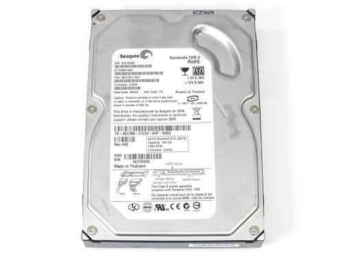 Seagate ST3160812AS 160.0GB 7200 RPM 3.5'' SATA Hard Drive