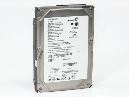 "Dell 80GB 3.5"" SATA Hard Drive by Seagate Barracuda 7200.7 ST380013AS (KC297)"