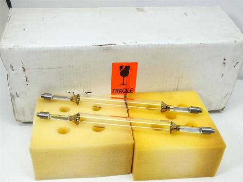 UV Process Supply Medium Pressure Mercury Vapor Lamp 202060 Lot of 2 UVPS6AS200