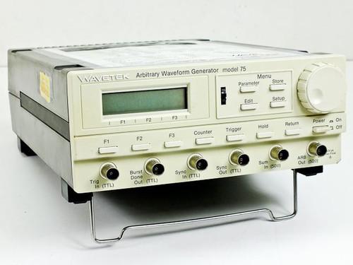 Wavetek Arbitrary Waveform Generator (75)
