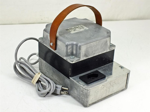 Wagner & Grimm AG Step Up Transformer 110v to 230V 7 Amps 1 Phase