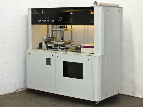 Pacific Trinetics Corporation PTC BF-200 Semi-Automatic Blanker/Framer