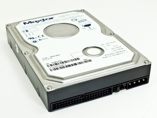 "Maxtor DiamondMax Plus 9 - 160GB 3.5"" IDE Hard Drive"